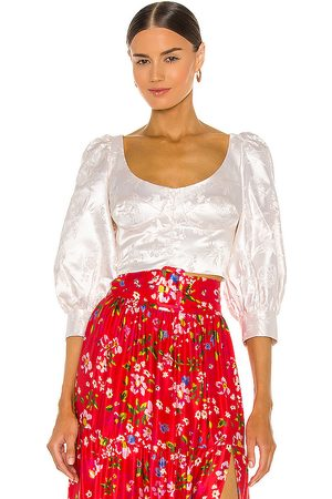 Sau Lee Jodie Blouse in - . Size 0 (also in 2, 4, 6, 8, 10).