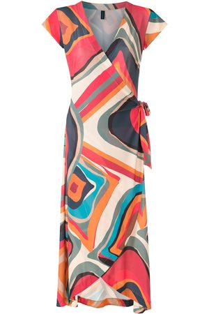 Lygia & Nanny Damen Bedruckte Kleider - Falcão printed dress