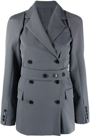 Rokh Removable sleeves blazer