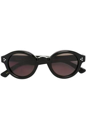 LESCA Lacorbs round-frame sunglasses