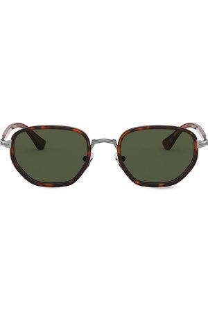 Persol Herren Sonnenbrillen - Tortoiseshell tinted sunglasses