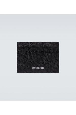 Burberry Kartenetui Sandon aus Leder