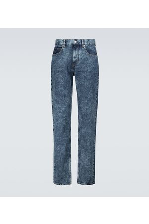 Isabel Marant Straight Jeans Jack mit Waschung
