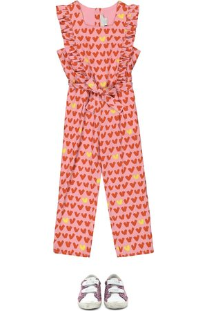Stella McCartney Bedruckter Jumpsuit