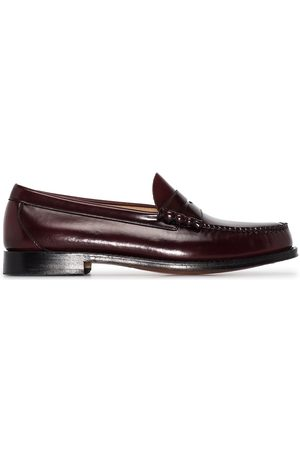 G.H. Bass Weejuns Larson penny-slot loafers