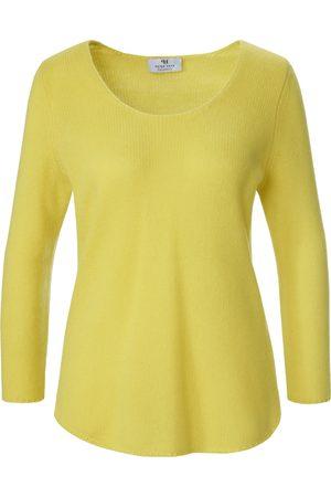 Peter Hahn Damen Sweatshirts - Pullover aus 100% Premium-Kaschmir