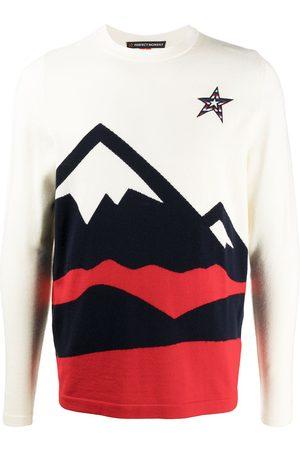Perfect Moment Embroidered logo merino sweater