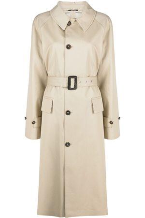 Maison Margiela Damen Trenchcoats - Single-breasted trench coat