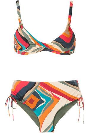 Lygia & Nanny Damen Bikinis - Marcela printed bikini set