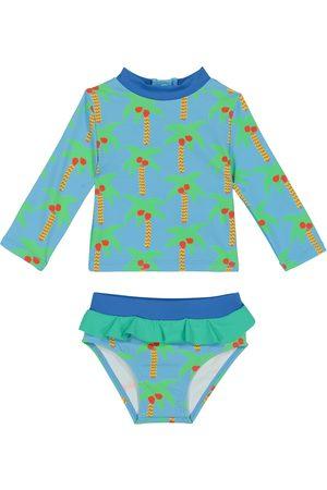 Stella McCartney Baby Set aus Rashguard und Bikini-Höschen