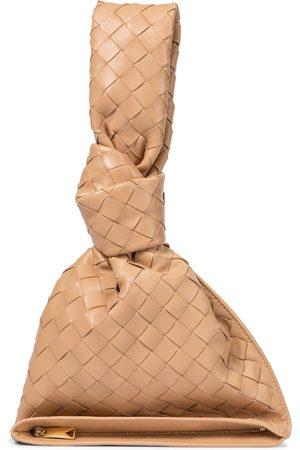 Bottega Veneta Tote The Mini Twist aus Leder