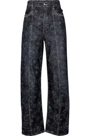 Chloé Mid-Rise Cropped Jeans