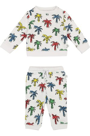 Stella McCartney Baby Set aus Sweatshirt und Shorts
