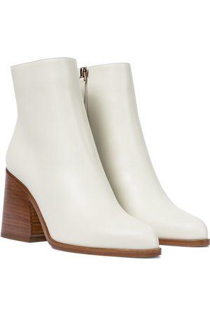 GABRIELA HEARST Ankle Boots Ava aus Leder