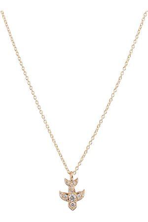 SOPHIE BILLE BRAHE Halskette Petite Matisse aus 18kt Gelbgold mit Diamanten