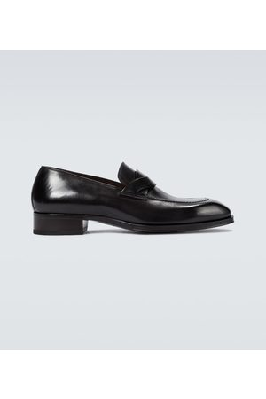 Tom Ford Loafers Elkan aus Leder