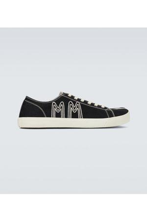 Maison Margiela Sneakers Tabi MM aus Canvas