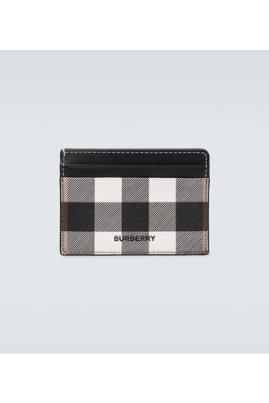 Burberry Kartenetui Kier aus Canvas