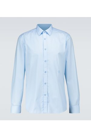 Burberry Langarmhemd aus Baumwolle