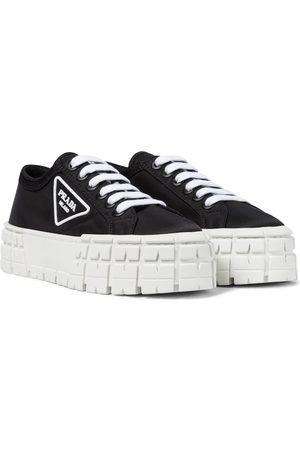 Prada Damen Sneakers - Sneakers Wheel aus Gabardine