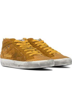 Golden Goose Exklusiv bei Mytheresa – Sneakers Mid Star aus Cord