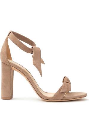 ALEXANDRE BIRMAN Damen Sandalen - Clarita tie strap 90mm sandals