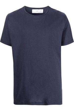 Comme des Garçons Round neck cotton T-shirt