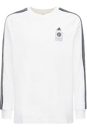 adidas Herren Shirts - Dfb Icon Cotton Blend T-shirt