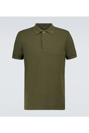 Tom Ford Poloshirt aus Baumwolle