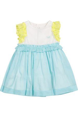 Il gufo Baby Set aus Kleid und Höschen