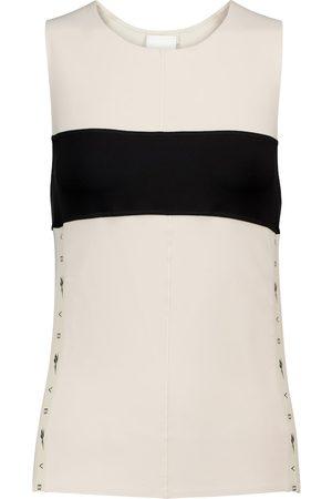 Reebok Damen Shirts - Tanktop VB aus Jersey