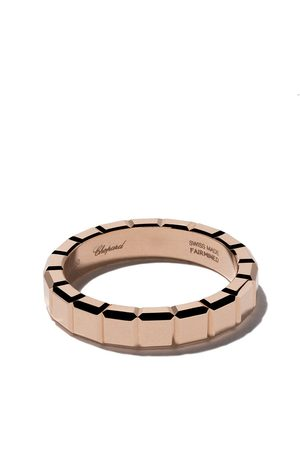 Chopard Ringe - 18kt rose gold Ice Cube ring