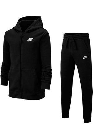 Nike Jungen Jogginganzüge - B NSW CORE BF TRK SUIT Trainingsanzug Jungen