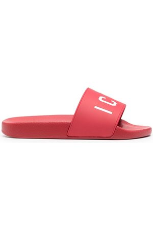 Dsquared2 Icon print sliders