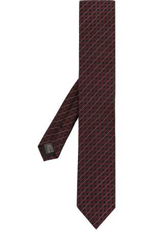 Dolce & Gabbana Herren Krawatten - Diagonal-stripe silk tie