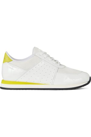 Giuseppe Zanotti Contrasting details sneakers