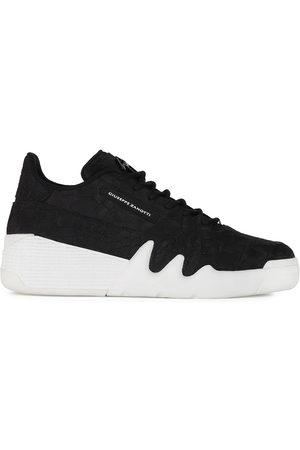 Giuseppe Zanotti Herren Sneakers - Side logo patch sneakers