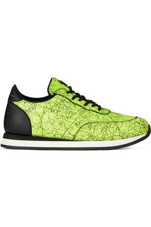 Giuseppe Zanotti Marbled print sneakers