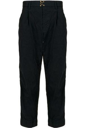 Kolor Herren Chinos - Cropped chino trousers