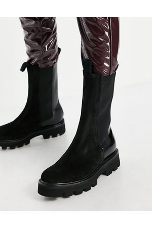 GRENSON Doris chelsea calf boot in