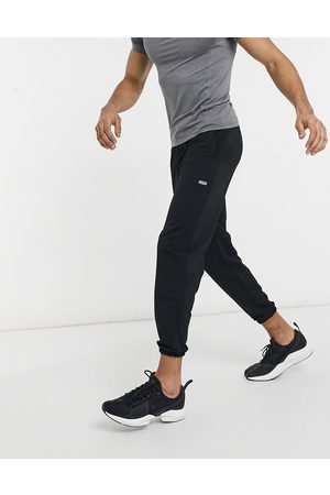 ASOS Icon training joggers with tapered fit in