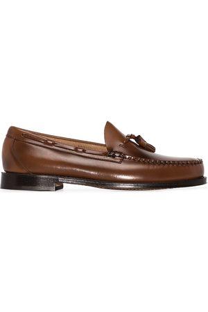 G.H. Bass Weejuns larkin tassel loafers
