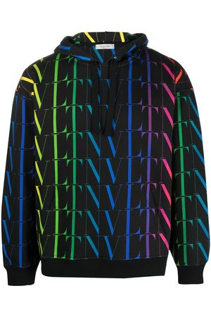 VALENTINO Herren Sweatshirts - VLTN-print hoodie