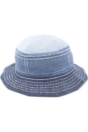 Barrie Damen Hüte - Contrast stitching bucket hat