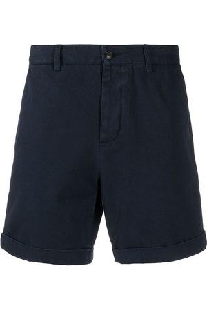 Ami Herren Shorts - Turn-up hem chino shorts