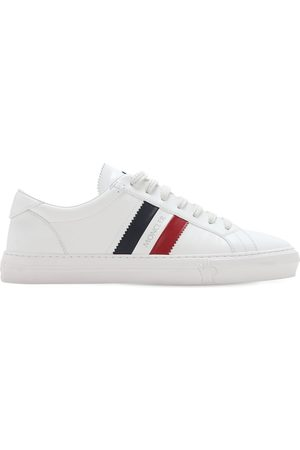 "Moncler Ledersneakers ""new Monaco"""