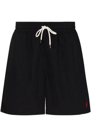 Polo Ralph Lauren Herren Badehosen - Logo embroidered swim shorts