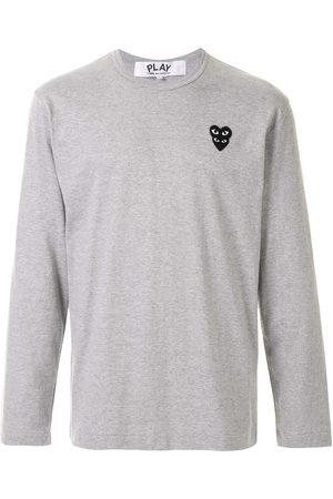 Comme des Garçons Herren Shirts - Logo patch T-shirt