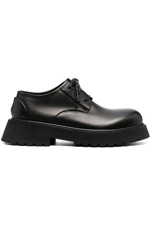 MARSÈLL Herren Schnürschuhe - Lace-up leather shoes
