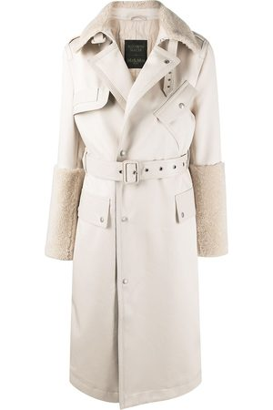 Mr & Mrs Italy X Elizabeth Sulcer trench coat